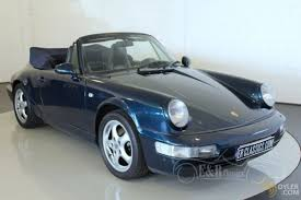 1990 porsche 911 carrera 2 classic 1991 porsche 964 carrera 2 cabriolet roadster for sale