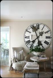 Giant Wall Clock Diy How To Make This Restoration Hardware Inspired Clock A