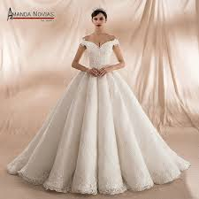 wedding dress collections amanda novias 2018 collection gown wedding dresses new