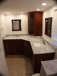 Bathroom Vanity Tampa by L Shaped Bathroom Vanities Houzz