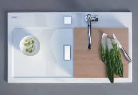 starck kitchen sink by duravit stylepark