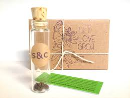 eco friendly wedding favors wedding favors flower seeds set of 10 eco friendly