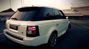 wrapped range rover autobiography range rover sport wrapped in white pearl youtube