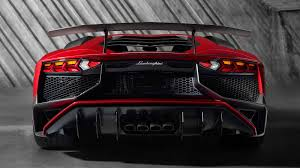 Lamborghini Aventador Exhaust - the 740 hp lamborghini aventador sv is completely nuts at any speed