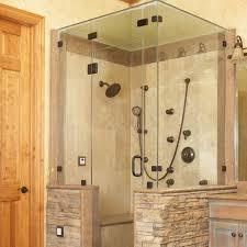 Rustic Bathroom Sconces - bathroom ideas glass shower tile for bathroom with sliding glass