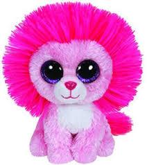 beanie boo lion named fluffy ty u0027s beanie boos ty