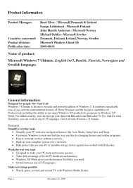 resume format word document sample resume for experienced it