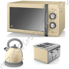 Microwave And Toaster Set Cream Toaster And Kettle Set Our Uvibrantu Set Of Kettles And