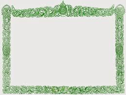 certificate frame khmer frame borders
