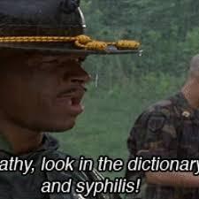 major payne gives no sympathy to his cadets