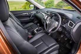 nissan x trail review first drive review nissan x trail company car today