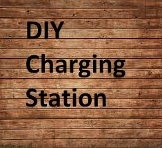 build a charging station diy charging station youtube