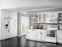 Kitchen Design  Kitchen Paint Colors With White Cabinets Best - White cabinets dark floor bathroom