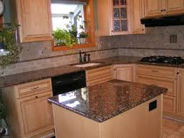 Baltic Brown Granite Countertops With Light Tan Backsplash by 21 Best Kitchen Upgrade Ideas Images On Pinterest Amber Brown
