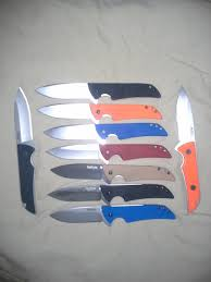 Kershaw Kitchen Knives The United Colors Of The Kershaw Skyline The Truth About Knives