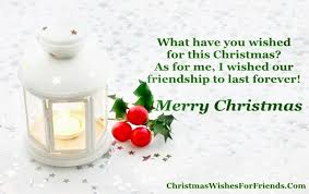 merry wishes for friends friendship cannot be bought by