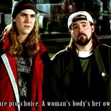 Jay And Silent Bob Meme - jay and silent bob on women s rights in dogma