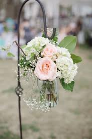 country chic wedding country flower arrangements for weddings teal and country
