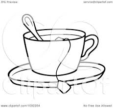 mad hatter s tea party on the jeans coloring page free online