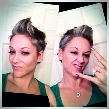 women in forties and grey hair 18 best canas 2 o 3 gray hair images on pinterest going gray
