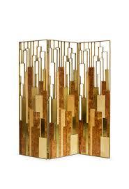 5 panel room divider delphi screen brabbu is a geometric 3 panel folding screen