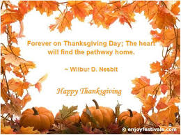 happy thanksgiving quotes september 2013