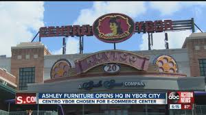 Ashley Furniture Moving Into Centro Ybor YouTube - Ashley furniture tampa