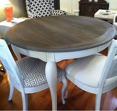 Sturdy Kitchen Table by Interesting Staining Idea Hopeful Home Ideas Pinterest Steel