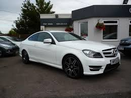 used mercedes used 2013 mercedes benz c class c220 cdi blueefficiency amg sport