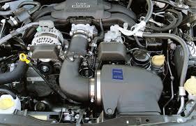 subaru brz boxer engine greddy momentum air intake system tune86