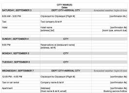 tour travel bill sample format the 25 best travel itinerary template ideas on pinterest travel