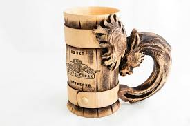wooden groomsmen gifts groomsmen gift personalized wooden mug wedding gift