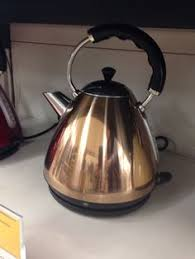 sainsburys kitchen collection cook s collection copper stove top kettle mine