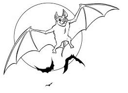 Halloween Bats Coloring Pages by Halloween Bats Coloring Pages