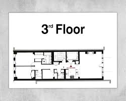 Fire Evacuation Floor Plan Template You Are Here Signs Nyc Egress Map Signs Brooklyn Signs