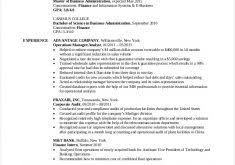 Mba Resume Example Gorgeous Design Ideas Mba Resume Template 3 Mba Resume Template 11