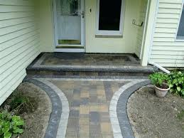 articles with porch pavers ideas tag astonishing porch pavers