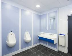disabled toilets refurbishment lan services