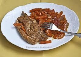 comment cuisiner le tendron de veau tendrons de veau braisés et carottes confites saveurs et couleurs