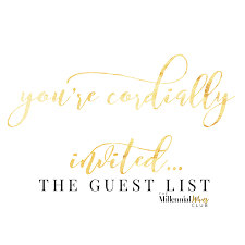 you are cordially invited the guest list u2014 the millennial wives
