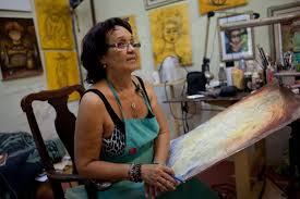 luis eliades is a well known cuban painter