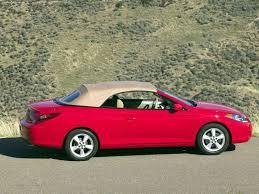 toyota camry solara toyota camry solara convertible v6 se 2004 picture 20 of 31