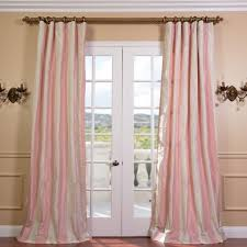Pink Ruffle Blackout Curtains Light Pink Ruffle Curtains Scalisi Architects