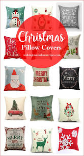 Christmas Decorative Pillows Amazon by Decorating How To Decorate With Ease Using Pillow Covers
