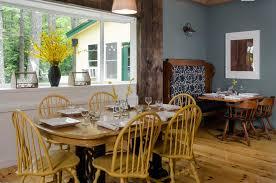 Restaurant Dining Room Tables Great Food The Covered Bridge Farm Table Restaurant U0026 Bar