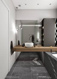 Large Bathroom Designs Minosa Bathroom Design Small Space Feels Large