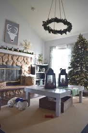 Christmas Living Room by Holiday Home Tour Hope Sharing My Living Room U2022 Our House Now A Home