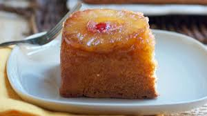 boozy pineapple upside down cake recipe bettycrocker com