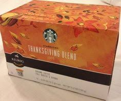 starbucks thanksgiving blend k cups 24ct http thecoffeepod biz