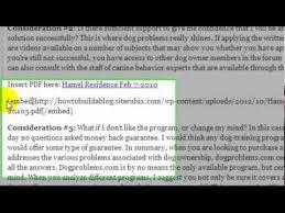 tutorial wordpress com pdf how to embed pdf in wordpress video tutorial about a pdf embed